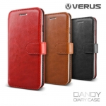 VERUS : Dandy Diary Leather Case Wallet Standing Cover for Apple iPhone 6 (4.7inch)