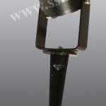 โคมไฟปักดิน,โคมฝังพื้น SL-12-3702-BK