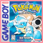 Pokémon Blue Version for Nintendo Game Boy (US)