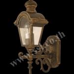 โคมไฟผนังนอกบ้าน SL-10-5049W-BG