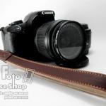 สายคล้องมือกล้องถ่ายรูป (หนัง P.U)