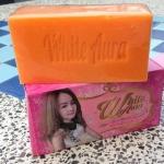 White aura miracle carrot soap สบู่ไวท์ออร่า สารสกัดจากแครอทแท้