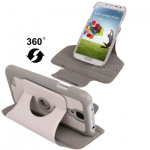 Case เคส หมุนได้360 องศา Samsung GALAXY S4 IV (i9500) (White)