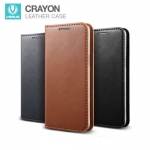 Verus : Crayon Leather Diary Case Cover For Samsung Galaxy S6 Edge