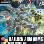 Ballden Arm Arms (HGBC)