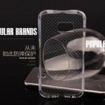 (027-529)เคสมือถือซัมซุง Case Samsung S6 Edge เคสนิ่มใสบาง Slim Drop