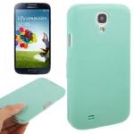 Case เคส Cross แบบพลิกแนวนอน Leather & Plastic Samsung GALAXY S4 IV (i9500)(Light Green)