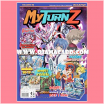 My Turn Z Magazine Vol.9 + 3 Promo Cards