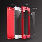 (491-008)เคสมือถือไอโฟน Case iPhone 7 Plus เคสพลาสติกคลุมเครื่องแบบประกบสไตล์กันกระแทก