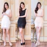 Glamorous Erin Lace Dress มี 3สีค่ะ