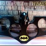 สนับมือแบทแมนอัศวินแห่งรัตติกาล BATMAN SIGNAL TACTICAL