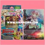 Extra Booster Deck : Dazzling Divas (VGT-EB06) + EB02/007H : เมอร์เมด ไอดอล, เอลลี่ (Mermaid Idol, Elly) - แบบโฮโลแกรมฟอยล์