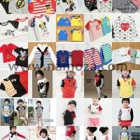 เสื้อผ้าเด็ก CISI สไตล์เกาหลี น่ารัก