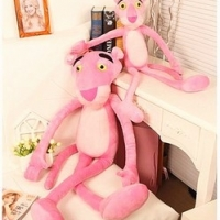 ตุ๊กตาพิงค์แพนเตอร์ Pink Panther