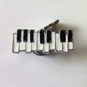 Piano Open Ring แหวนรูปเปียโน ปรับระดับได้