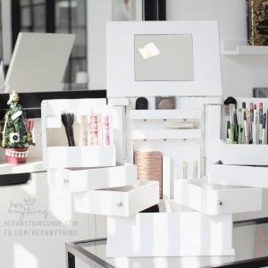 Sweet Makeup Cabinet