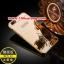 (025-154)เคสมือถือ Case Huawei ALek 4G Plus (Honor 4X) เคสกรอบโลหะพื้นหลังอะคริลิคเคลือบเงาทองคำ 24K thumbnail 12