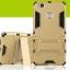 (394-024)เคสมือถือ Case Huawei P9 Lite เคสกันกระแทกขอบนิ่มพร้อมขาตังโทรศัพท์ในตัวทรง IRON MAN thumbnail 1