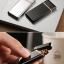 (500-001)ไฟแช็ค USB สำหรับจุดบุหรี่น้ำหนักเบาและบางสไตล์โมเดิร์น thumbnail 8