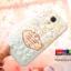 (พร้อมส่ง)เคสมือถือซัมซุงกาแล็คซี่เอส 4 Samsung Galaxy Case S4 เคสสวยๆสามมิติลายเพชร thumbnail 4