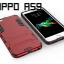 (436-130)เคสมือถือ Case OPPO A59/F1s เคสนิ่มเกราะพลาสติกพร้อมขาตั้งในตัวสไตล์ IRONMAN thumbnail 5