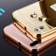 (025-185)เคสมือถือ HTC Desire 816 เคสกรอบโลหะประกบสองชิ้นแบบสไลด์พื้นหลังเคลือบเงา thumbnail 4
