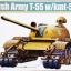 1/35 FINNISH AEMY T55 W/KMT-5 thumbnail 1