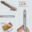 (500-001)ไฟแช็ค USB สำหรับจุดบุหรี่น้ำหนักเบาและบางสไตล์โมเดิร์น thumbnail 4