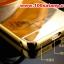 (025-162)เคสมือถือไอโฟน case iphone 5/5s เคสกรอบโลหะพื้นหลังอะคริลิคเคลือบเงาทองคำ 24K thumbnail 4