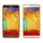 Woodcarving Wave Pattern Detachable Pinevood Material Case เคส Samsung Galaxy Note 3 (III) / N9000 ซัมซุง กาแล็คซี่ โน๊ต 3 thumbnail 2