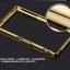 (025-124)เคสมือถือโซนี่ Case Sony Xperia Z5 Premium/Z5Plus เคสกรอบโลหะพื้นหลังอะคริลิคแวววับคล้ายกระจกสวยหรู thumbnail 3