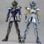 Cloth Myth the Light blue VS Black Pegasus double body and cloth kit [LC] thumbnail 5