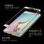 (454-001)ฟิล์มกระจกนิรภัย S7 Edge แบบเต็มหน้าจอ กันรอยขูดขีดกันน้ำกันรอยนิ้วมือ 3D 9H HD 2.5D thumbnail 4