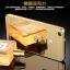 (025-183)เคสมือถือวีโว Vivo V3Max เคสกรอบโลหะประกบสองชิ้นแบบสไลด์พื้นหลังเคลือบเงา thumbnail 1