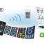 LED Wifi Bulb 6w RGB 4 หลอด พร้อมรีโมทและคอนโทรลเลอร์ thumbnail 3