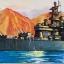 เรือรบ 1/350 U.S. Battleship BB-63 Missouri thumbnail 1