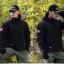 (437-001)เสื้อแจ็คเก็ตอเนกประสงค์สุดเท่ห์ กันฝน กันหนาว กันลม กันแดด สไตล์พืิ้นผิวปลาฉลามเสื้อคุณภาพดี thumbnail 17