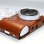Full Body style Leather Case for Samsung Galaxy camera EK-GC100 thumbnail 1