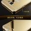 (025-118)เคสมือถือซัมซุง Case Samsung A9 Pro เคสกรอบโลหะพื้นหลังอะคริลิคแวววับคล้ายกระจกสวยหรู thumbnail 3