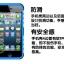 (427-005)เคสมือถือไอโฟน case iphone 5/5s/SE เคสนิ่มพื้นหลังพลาสติกแข็งขอบสีกันกระแทก thumbnail 3