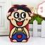 (006-032)เคสมือถือไอโฟน case iphone 5/5s/SE เคสนิ่มตัวการ์ตูนน่ารักๆ สไตล์ 3D หลากหลายรูปแบบ thumbnail 19