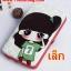 (พร้อมส่ง)เคสมือถือแบบกระเป๋าลายการ์ตูนน่ารักๆ เหมาะกับโทรศัพท์ที่มีขนาดไม่ใหญ่กว่า iPhone 5/5s thumbnail 16