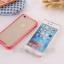 (436-080)เคสมือถือไอโฟน case iphone 5/5s/SE เคสใสอะคริลิคขอบสี thumbnail 3