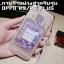 (497-006)เคสมือถือ Case OPPO R9 Plus เคสนิ่มใสประดับเพชรขวดน้ำหอม thumbnail 8