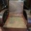 ชุดเก้าอี้รถถังแขนโค้ง ขาเหลาหุ้มปลอกทองเหลือง รหัส11457cw thumbnail 7