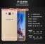 (025-129)เคสมือถือซัมซุง Case Samsung A8 เคสกรอบโลหะพื้นหลังอะคริลิคสีโลหะ thumbnail 3