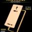 (396-001)เคสมือถือ OPPO X9007 Find 7 เคสกรอบโลหะพื้นหลังอะคริลิคเคลือบเงาทองคำ 24K thumbnail 2