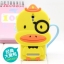 (412-008)เคสมือถือ OPPO X9007 Find 7 เคสนิ่มตัวการ์ตูน 3D น่ารักๆสไตล์เกาหลี thumbnail 7