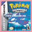 Pokémon Sapphire Version for Nintendo Game Boy Advance Game Cartridge Only (US) 90%