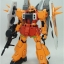 HG SEED 1/100 Blaze Zaku Phantom orange thumbnail 2